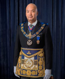 District Grand Master, RW Bro Robert C Deal Jr.