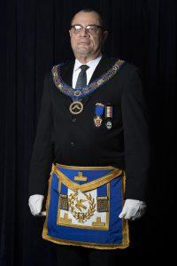 Deputy District Grand Master, WBro James A Carey